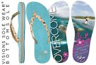 Cobian Teal Bethany Sandals Women's 7