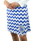Chevron Los Angeles Dodgers Gameday A Line Striped Yoga Women Skirt XS ~ XL