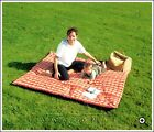 Amazonas Molly Picnic Blanket in red or brown