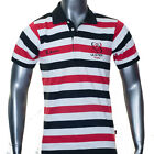 Ulster Rugby Knitted Polo Shirt Red(2015-2016)