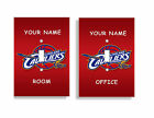 PERSONALIZED Cleveland Cavaliers Light Switch Covers NBA Basketball Home Decor on eBay