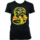 9113L Cobra Kai T-Shirt Karate Kid Miyagi Do Bonsai Tree Kung-Fu Martial Arts