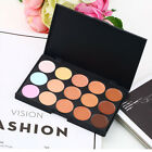 HOT 15 Color Beauty Pro Contour Face Cream Makeup Concealer Palette Eyeshadow EA