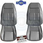 1978 Firebird Front Seat Upholstery Covers Custom Cloth Interior PUI New