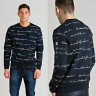 MENS DESIGNER WEEKEND OFFENDER SWEATSHIRT JUMPER CREW NECK SWEATER SWEAT DINARA