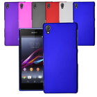 For Sony Xperia Z3+ Plus Slim Hybrid Hard Case Clip On Cover & Screen Protector