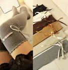 New Fashion Women Girl Autumn Lady Over The Knee Socks Thigh High Stocking