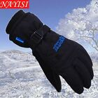 New Men Women Winter Warm E-Bike Waterproof Ski Snowmobile Snow Snowboard Gloves