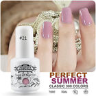 Perfect Summer Newest 8 ml UV Gel Polish Soak Off Nail Lacquer Varnish Manicure