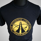 James Bond Drax Enterprise Corporation Moonraker T Shirt 007 Movie Themed Tee $26.6 AUD on eBay