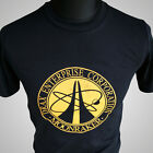 James Bond Drax Enterprise Corporation Moonraker T Shirt 007 Movie Themed Tee $18.92 AUD on eBay