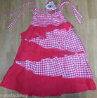 Jelly the Pug girl summer dress 3-4 y  BNWT designer