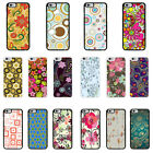 Vintage Retro Prints Patterns cover case for Apple iPhone - G16