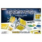 NEW Geomag 64 Piece Magnetic Construction Building Toy Set Assorted Panels NIB