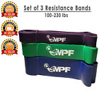 Resistance Bands Loop Crossfit Pull Up Yoga Fitness Exercise Strength Training