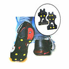 UNISEX NON-SLIP EXTRA GRIP ICE SNOW CLEATS TREADS FOR SHOES