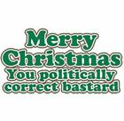 NEW MERRY CHRISTMAS POLITICALLY CORRECT T-Shirts Small to 5XL BLACK or WHITE