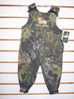 """Infant Girls Mossy Oak Camo """"Daddy's Little Deer"""" Overalls Size 9 Month"""