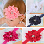 2015 Kid Girl Baby Toddler Infant Flower Headband Hair Bow Band Hair Accessories