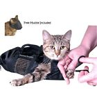 Cat Grooming Bag, restraint bag + FREE Cat Muzzle SMALL, MEDIUM or LARGE