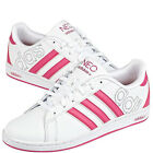 Adidas Derby Damen Schuhe Freizeit Leder Sneakers Neo Label Trainers G52808