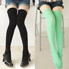 Sweet Women Girl Lady Sexy Thigh High Stockings Over Knee Long Socks M45