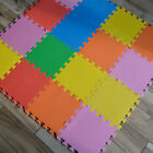 KIDS SOFT EVA INTERLOCKING FLOORING ACTIVITY PLAY FOAM MAT SET TILES CHILDREN