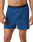 10 Hanes Men's TAGLESS ComfortSoft Knit Boxers w/Comfort Flex Waistband 548BX5