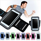 "Sports Elastic Gym Running Armband Case Cover Key Pouch For iphone 6 4.7""/5.5"""