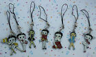 "POPULAR""BETTY BOOP MOBIL PHONE/CELL/CAMERA BAG/HAND BAG/ZIPPER/ECT!!DANGLE CHARM $2.49 AUD"