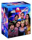 The Big Bang Theory Complete Season Box Set 1-8 Blu-ray 1 2 3 4 5 6 7 8 NEW