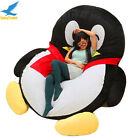 Fancytrader Huge Cute Cartoon Penguin Sleeping Bed Pad Sofa Beanbag 210cm*150cm