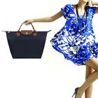 Women Lady Designer Foldable Nylon Tote Shopper Handbag Summer Beach Bag UK