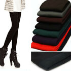 Fashion Women Brushed Stretch Fleece Lined Thicken Warm Winter Warm Leggings