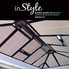 Conservatory Perfect Fit Pleated Roof Blinds