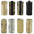NEW CONDOR MA40 MOLLE H2O Hydration Water Bottle Carrier Utility Pouch Bag BLACK