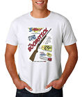 EVIL DEAD Boomstick T-Shirt, White S-3XL, Shop S-Mart Ash vs Army of Darkness