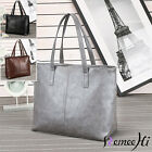 New European style Women Large Capacity  Tote Handbag Shoulder Bag