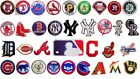 MLB, Major League Baseball Team logo patches. Embroidered iron or sew on patch.