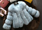 New Women's Outwear Winter Faux/synthetic/Fake Fur Coat Jacket Fashion