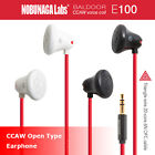 Nobunaga Laps Baldoor Earphone Earset Headphone Headset for iPhone SamsungGalaxy