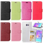 8 COLOR Flip Photo frame wallet card slot stand PU Leather Case Cover For HuaWei