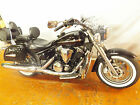 YAMAHA XVS 1100 DRAGSTAR  2007 with 6866 miles + VANCE & HINES PIPES