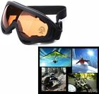 MULTI USE OUTDOOR MOTORCYCLE AIRSOFT PAINTBALL PROTECTION GOGGLES FAST DELIVERY