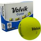 Brand New Volvik Crystal Golf Balls 3Pc 2 Dozen 24 Blalls 80