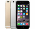 Apple iPhone 6 - 16GB - Factory GSM Unlocked Smartphone BLACK WHITE GOLD
