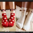 lolita cartoon fairy tale norse valley animal song fleece bed socks J3C001