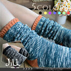 Japan Vivi liz lisa forest kei clashing colour herringbone bed socks J3C012