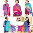 New Fashion Pashmina Cashmere Womens Scarves Paisley Stole Shawl Wrap Scarf