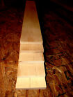 PACKAGES OF THIN PREMIUM KILN DRIED, SANDED BIRCH LUMBER